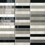 fKIU_ManhattanTrattiGrigiMosaico (30x30см)