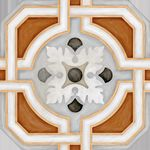 OctogonoZimerMulticolo_G156 (20x20см)