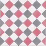 VecchiaTaorminaRosa-Grigio_LeGeometrie (20x20см)