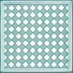 DadoVerdeNilo_LeGeometrie (20x20см)