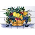 CestoConFrutta_IPannelliDecorativi (120x80см)