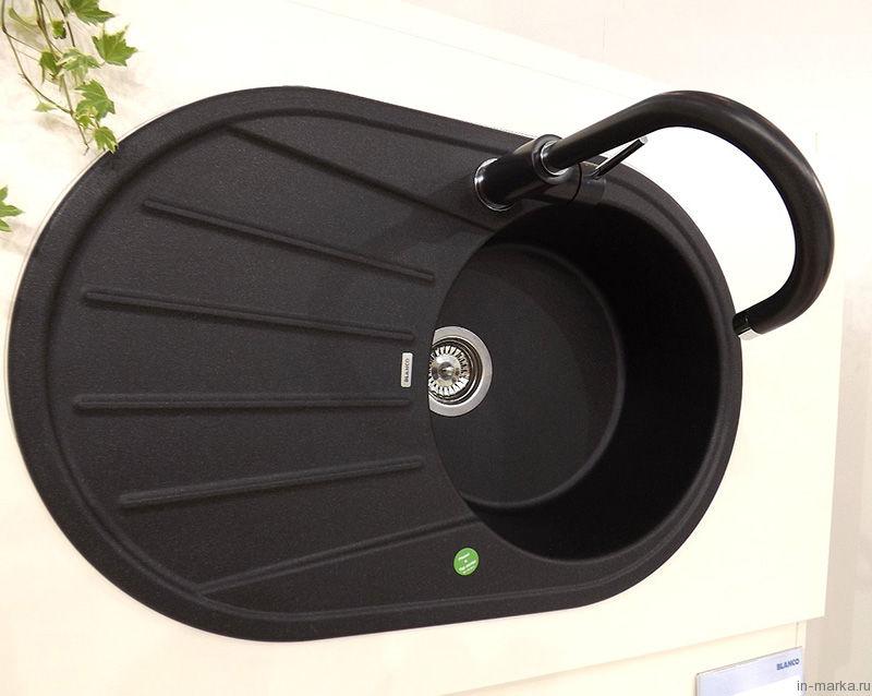Смеситель Blanco Mida 519415 для кухонной мойки