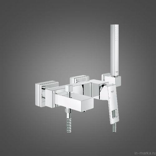 Смеситель Grohe Eurocube 23141000 для ванны с душем