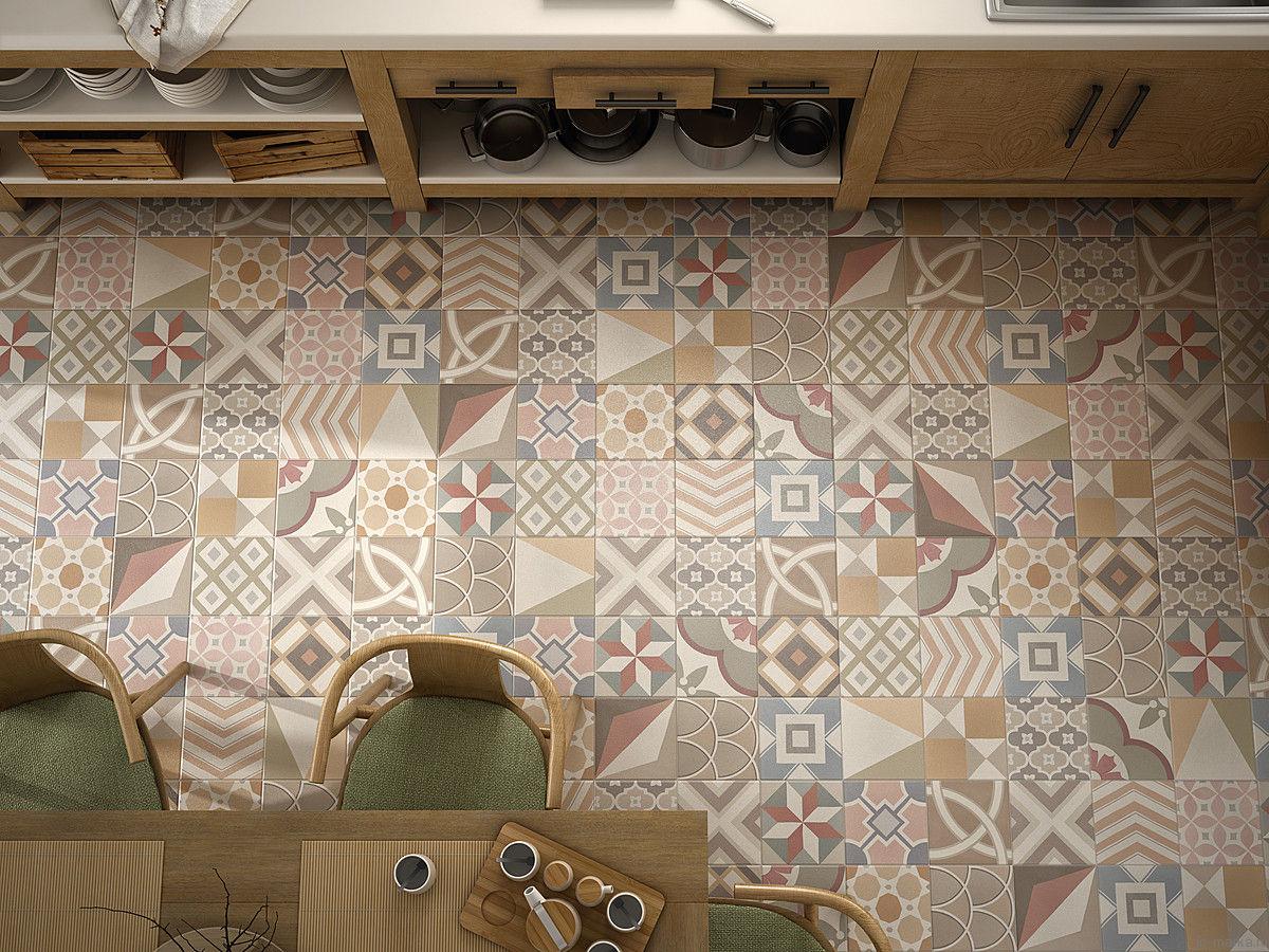 коллекция Caprice Deco от фабрики Equipe Ceramicas