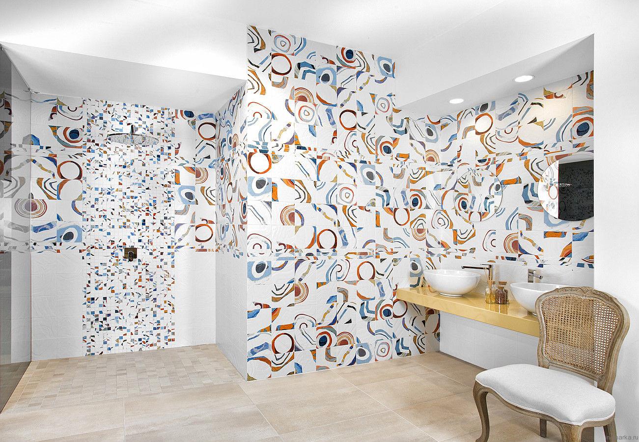 Плитка Ceramica Del Conca Kn Kandinsky купить в Санкт-Петербурге