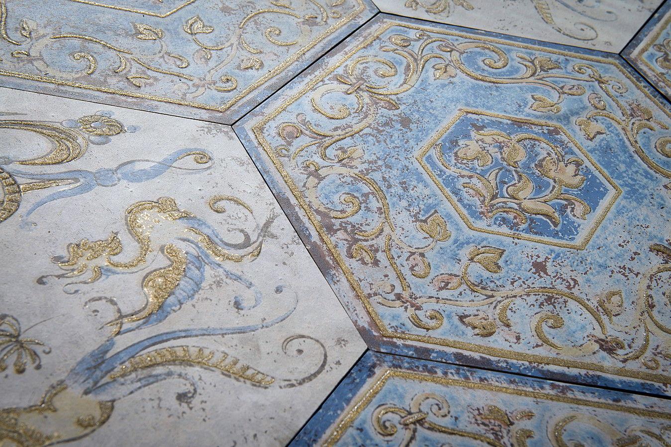 коллекция La Galleria от фабрики Eco Ceramica