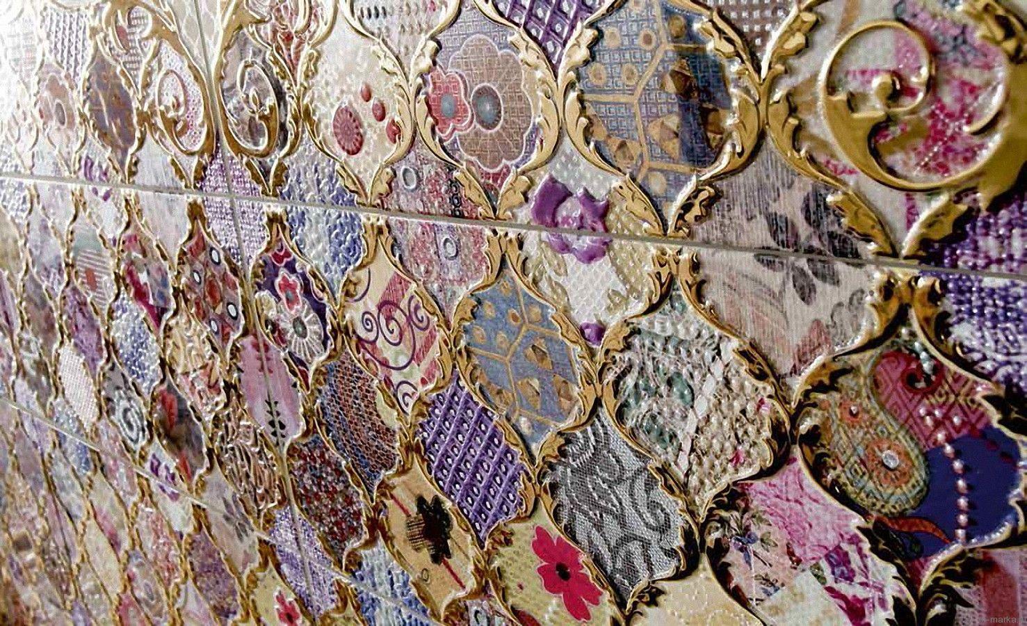 коллекция Damasco от фабрики Ceramica Latina