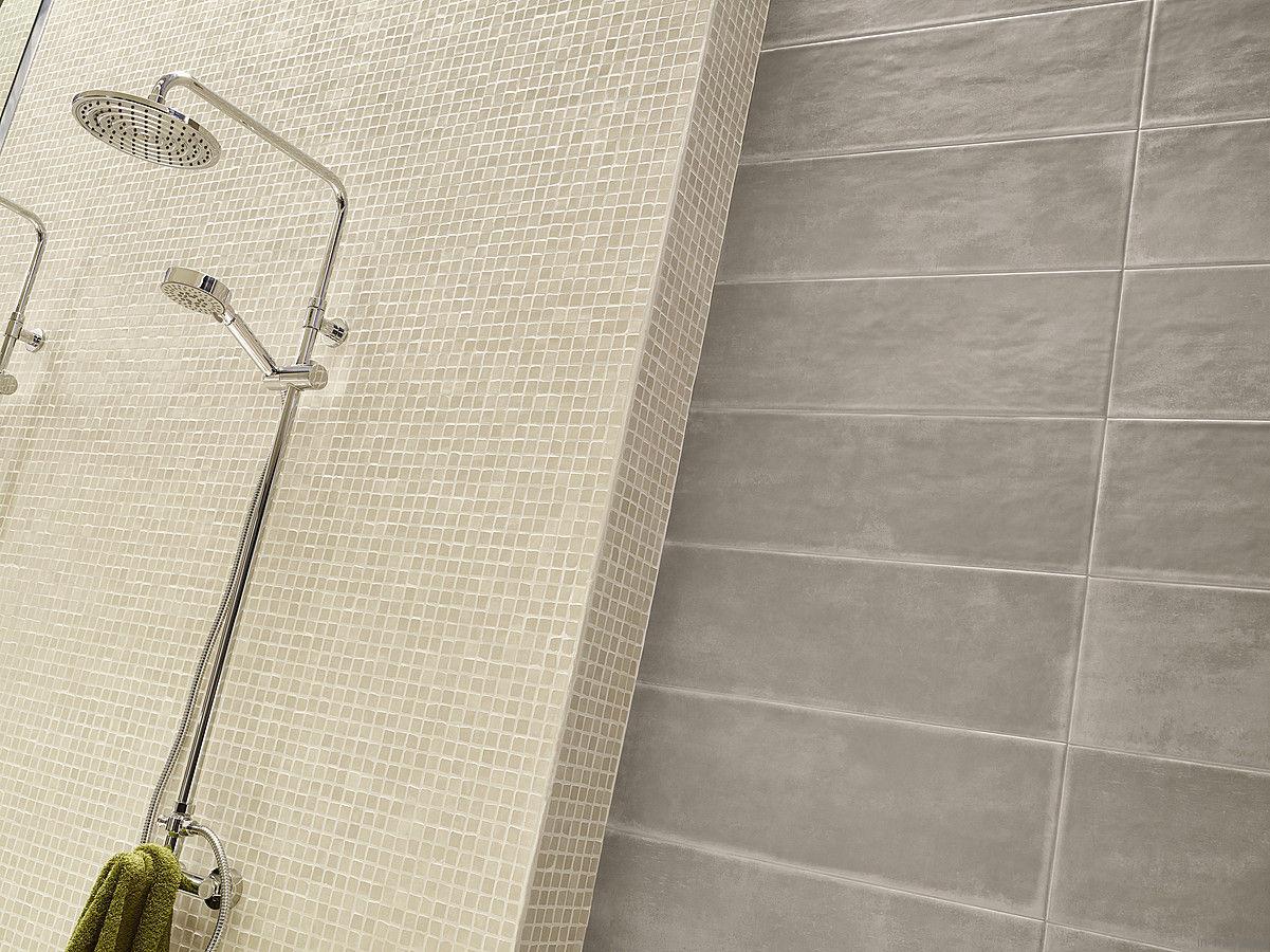 Grinding ceramic tile