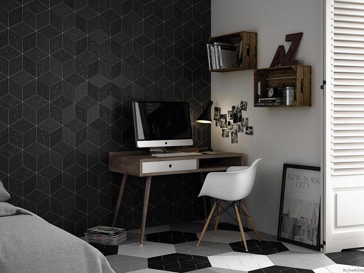 коллекция Rhombus от фабрики Equipe Ceramicas