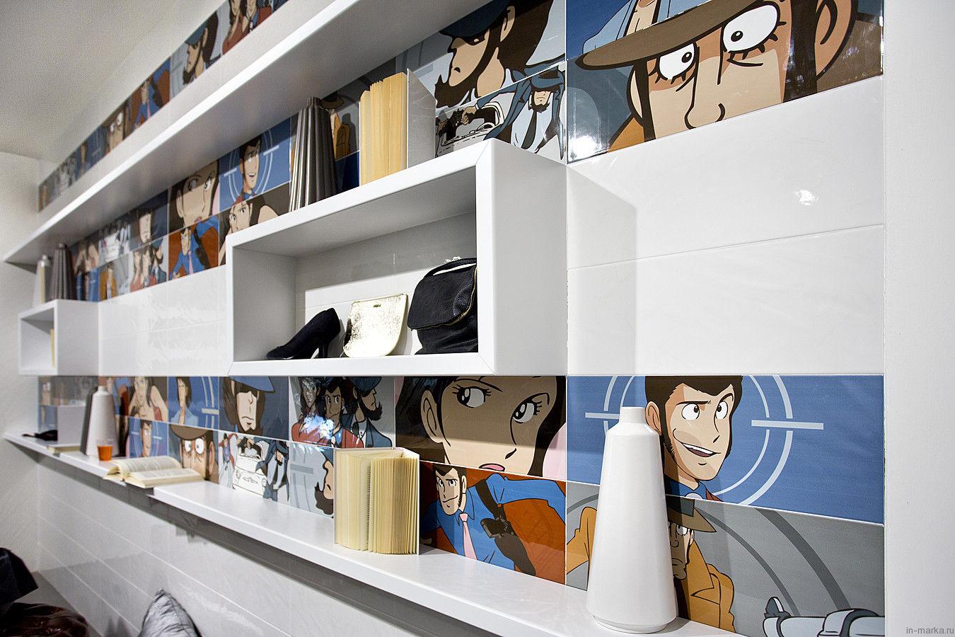 Плитка Ceramica Del Conca Lupin купить в Санкт-Петербурге