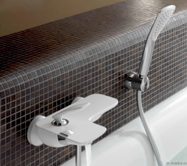 Смеситель Kludi Balance 524459175 для ванны с душем