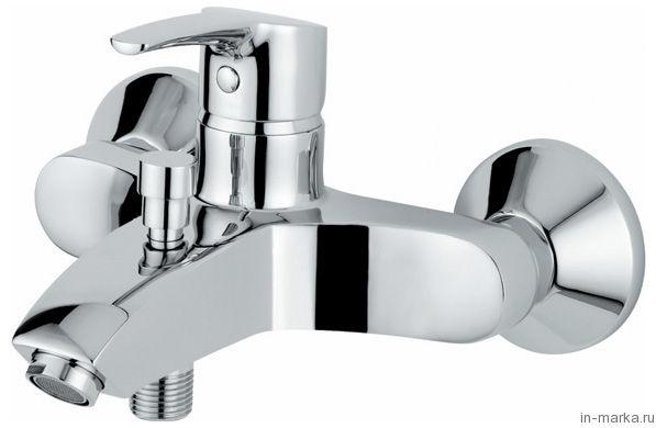 Смеситель Am.Pm Sense 7 F7710000 для ванны и душа
