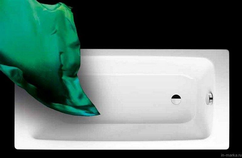 Стальная ванна Kaldewei Cayono 747 с покрытием Anti-Slip и Easy-Clean