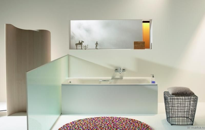 Стальная ванна Kaldewei Cayono Star 756 с покрытием Anti-Slip
