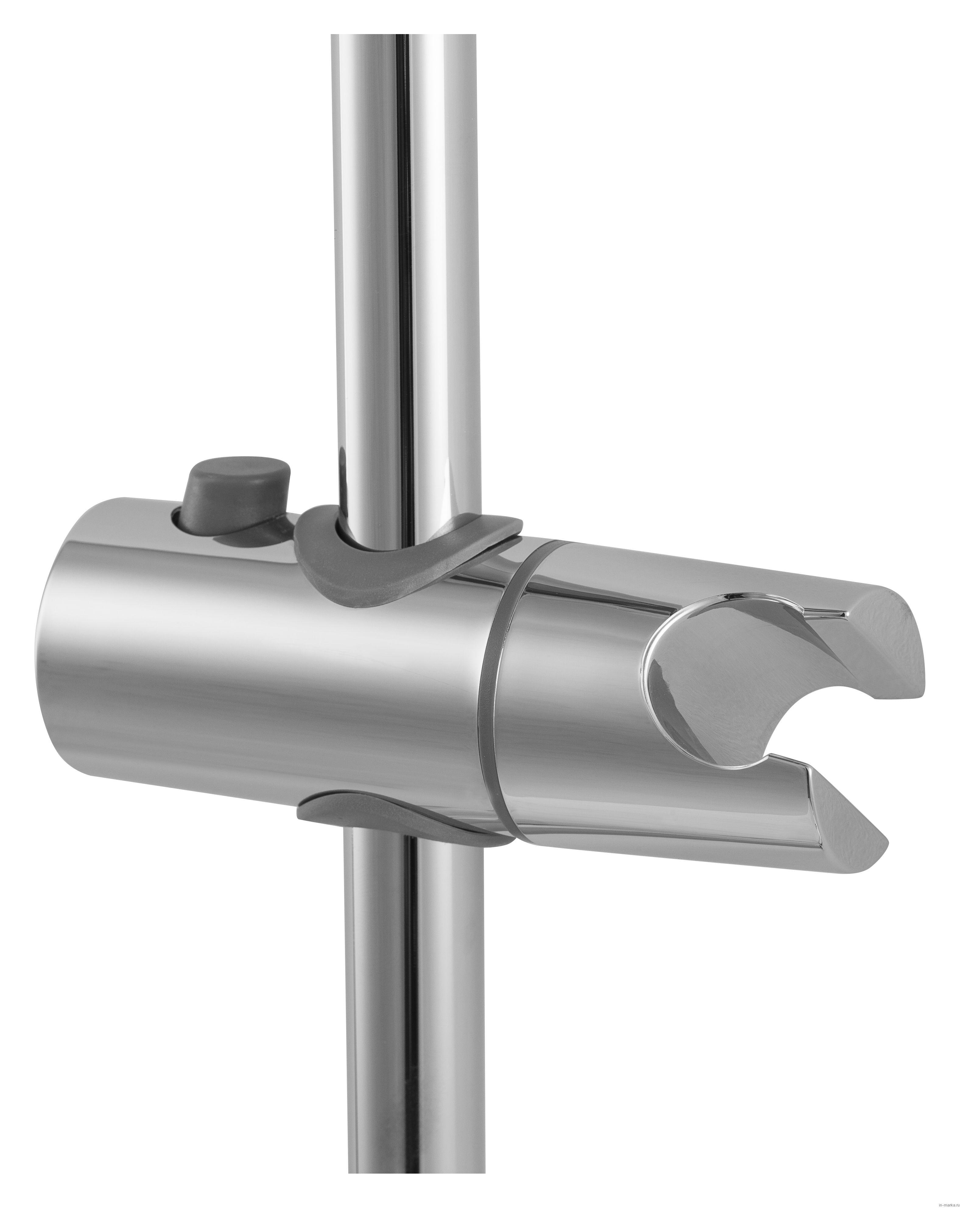 Душевая стойка Bravat Fit D283CP-2-RUS