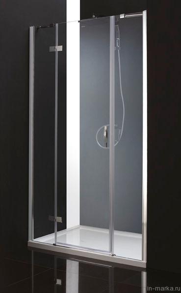 Душевая дверь в нишу Cezares Bergamo B13 40 60/60 P Cr L