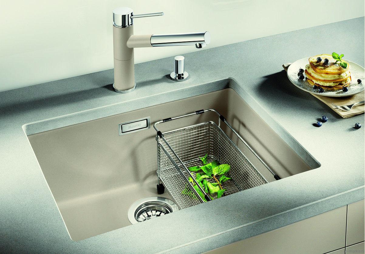 Мойка кухонная Blanco Subline 500 U жасмин
