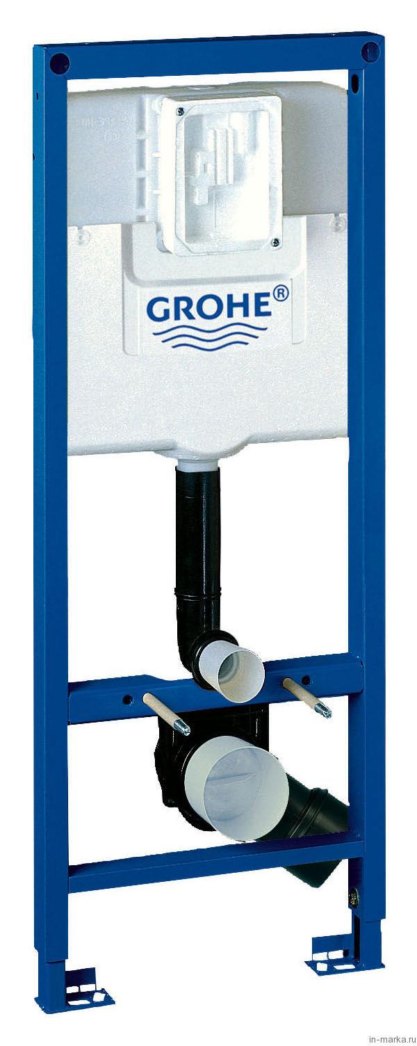 Система инсталляции для унитазов Grohe Rapid SL 38713001