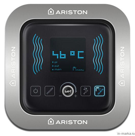 Водонагреватель Ariston ABS VLS INOX QH 80