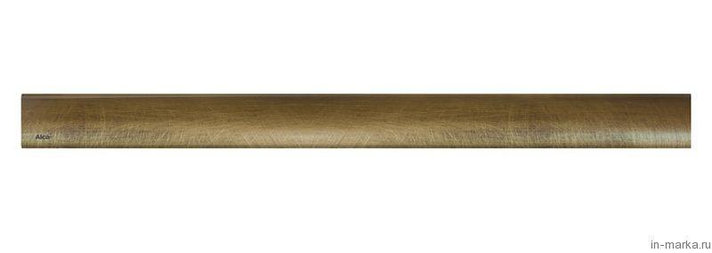 Решетка AlcaPlast Design-Antic 850 бронза