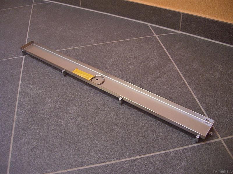 Решетка Tece TECEdrainline Plate 6 015 70 под плитку