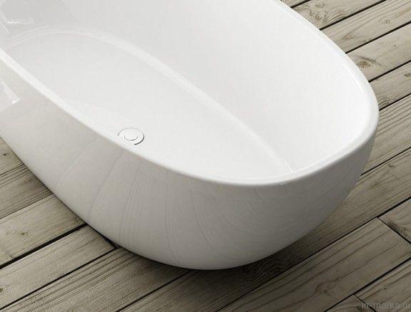 Ванна из искусственного камня Victoria+Albert Barcelona