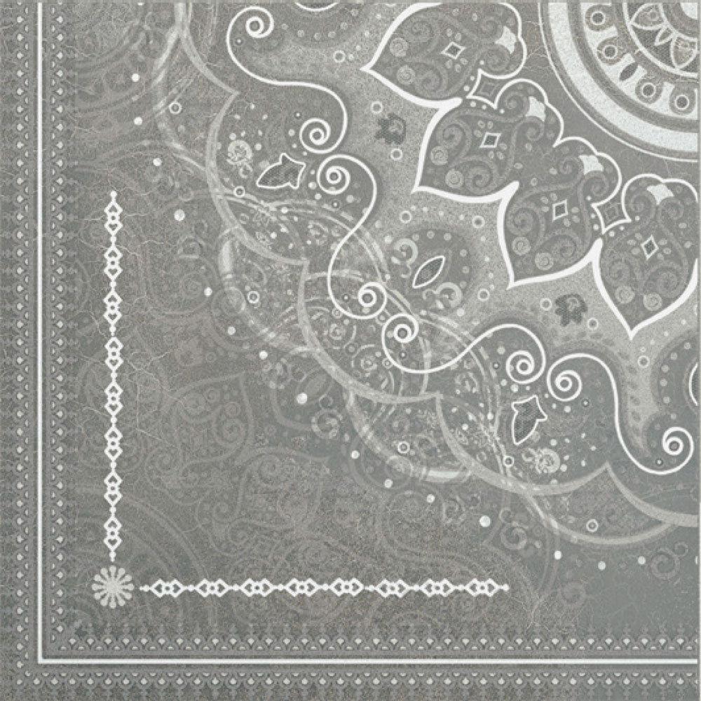 Roseton5028Grafito (50x50см)