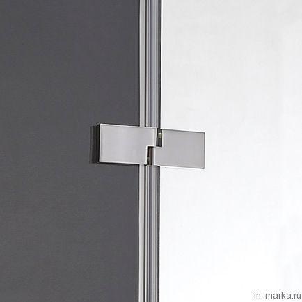 Душевая дверь в нишу Cezares Bergamo B13 80 60/60 C Cr L